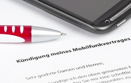 Mobilfunkanbieter Wechseln Kündigung Rufnummernmitnahme Handy