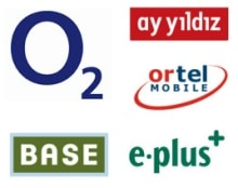 On-Net Start bei o2 BASE eplus ayyildiz ortel